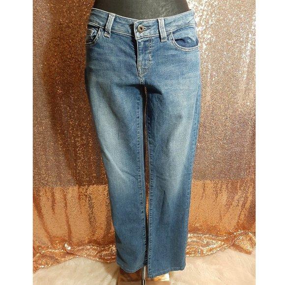 Guess Starlet Boot Cut Women's Blue Jeans Siz 26